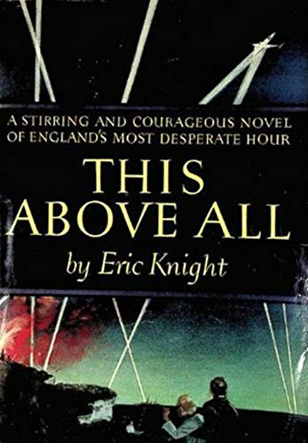 This Above All (English Edition)