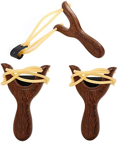 Qianchengda Trading Co Ltd Wooden Slingshot Toy Slingshot for Kids Hunting Slingshot for Adults product image