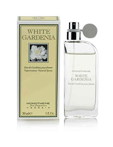 Monotheme White Gardenia, Eau de Toilette Donna, 30 ml