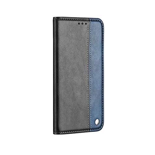 FHXD Compatible con Funda Samsung Galaxy S10 Plus PU Cuero Flip Wallet Cover Caso con...