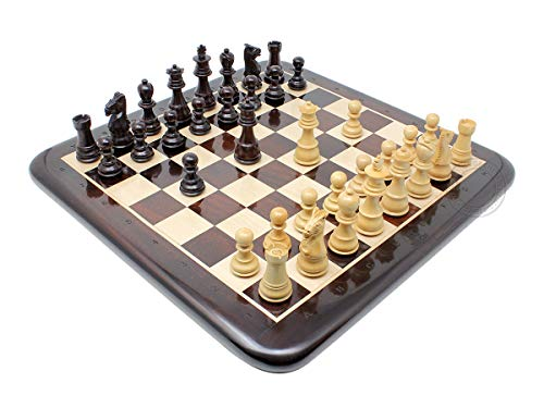 House of Chess - Ringy Rosewood Galaxy Staunton Wooden...