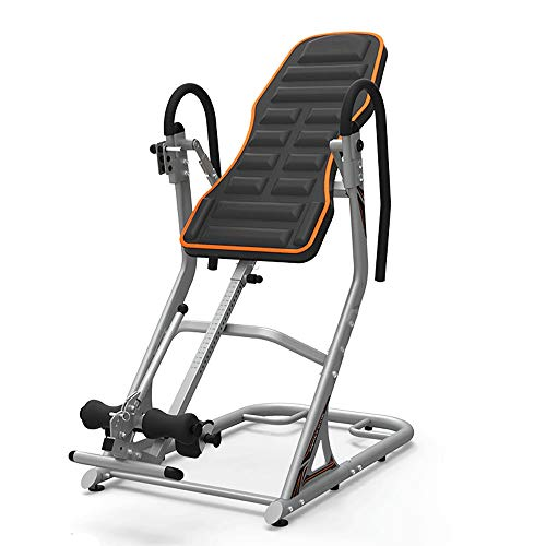 Why Should You Buy ZYK Heavy Duty Inversion Table, Back Stretching Machine Inverted Therapy System w...