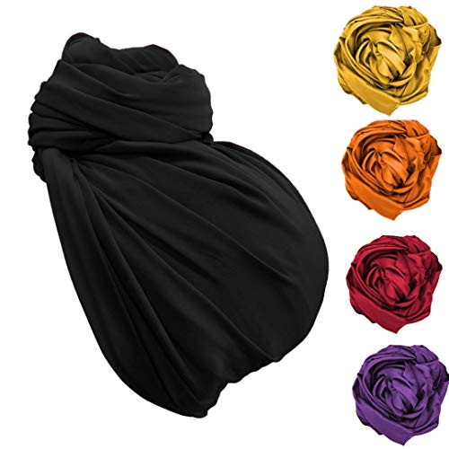 Large Satin Scarf for Fashion, Neck Tie, Head, Shawl,Laying Edges, Natural Hair, Wrapping Hair, Sleeping at Night