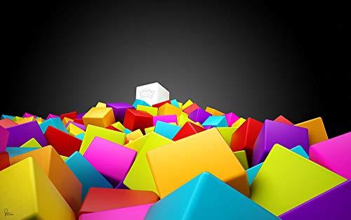 Adultos Puzzle 1000 Piezas De Madera Niño Rompecabezas Gráficos Tridimensionales Juego Casual De Arte Diy Juguetes Regalo Interesantes Amigo Familiar Adecuado