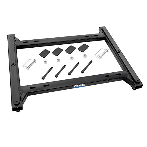 Reese 30154 Fifth Wheel Rail Kit Mounting Adapter For RAM