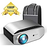 "Native 1080p Projector - GooDee YG620 Newest LED Video Projector/ 6000Lux/ 300"" Display/ - Best Reviews Guide"