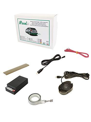 Elektromagnetische Einparkhilfe Unsichtbar EPS-DUAL 3.0 ohne die Stoßstange zu bohren für hinten. Universal und originell Proxel Version 2020