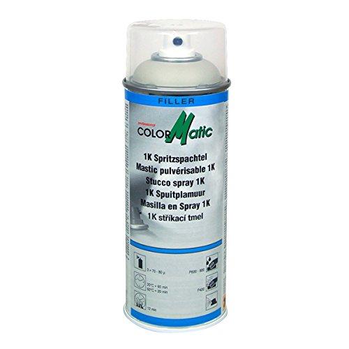 Preisvergleich Produktbild ColorMatic 856570 1K Spritzspachtel,  400 ml,  Beige
