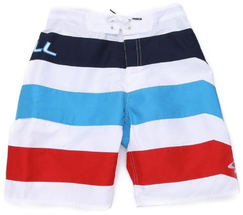 O'NEILL - Pantalón Corto para niño, Talla 10 Years - Talla Inglesa, Color Blanco (Super White)
