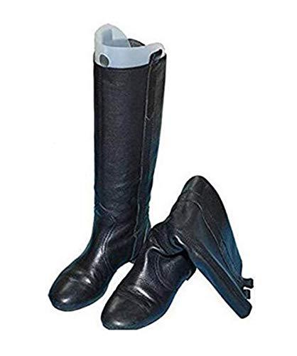 2 pares insertos de forma de moldeador de botas reutilizables y altas para botas de muslo soporte transpirable para mujeres y niñas para la mayoría de zapatos soporte de botas