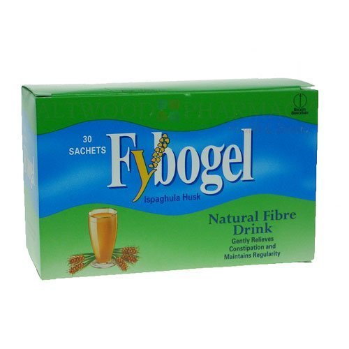 Fybogel Original/Natural - bulk-forming laxative for IBS