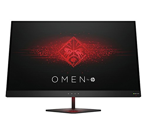 HP OMEN 27 Monitor, 27″, LED Lit, 2560 x 1440, 16:9, 2 USB, 60 Hz