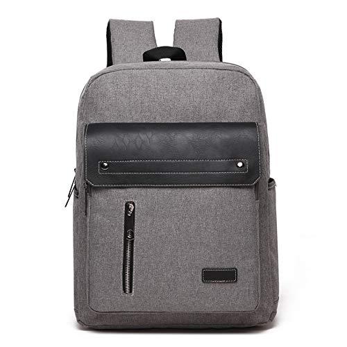 LICHONGGUI For 14 Pulgadas y Debajo de Macbook, Samsung, Lenovo, Sony, DELL Alienware, CHUWI, ASUS, HP (Color : Grey)