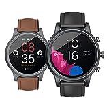 Zeblaze Neo 3 Smart Watch IP68 Monitor de Ritmo cardíaco a Prueba de Agua Monitor de Ritmo cardíaco Bluetooth4.0 Monitor de Actividad Podómetro Reloj Deportivo-Negro