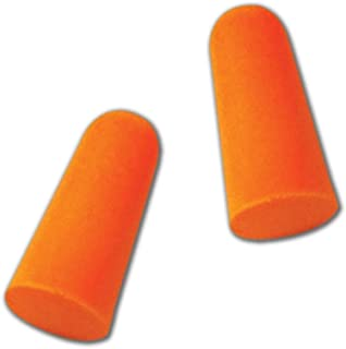 Magid Safety Bulk NRR 32 Disposable Foam Ear Plugs   Comfortable Uncorded Disposable Ear Plugs for Sleeping, Shooting, Snoring, Work, Travel and Loud Events (500 Pairs)