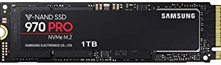 Samsung 970 PRO MZ-V7P1T0E 1 TB Solid State Drive - PCI Express (PCI Express 3.0 x4) - Internal - M.2 2280-3.42 GB/s Maximum Read Transfer Rate - 2.64 GB/s Maximum Write Transfer Rate - 256-bit