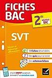 Fiches bac SVT 2de - Nouveau programme de Seconde 2019-2020