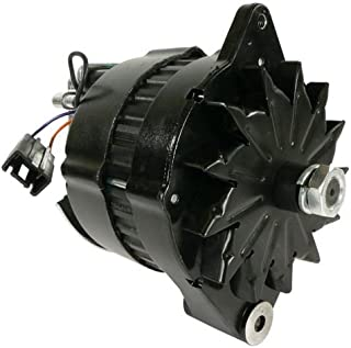 DB Electrical AMO0037 New Alternator For John Deere Tractor, 4000 4020 4320 4520 4620, Cotton Picker 484 499 699 7440 9910, Jd Combine 105 3300 4400 4420 AH105520 AH80093 AH80094 7376 AR50909 AR52077