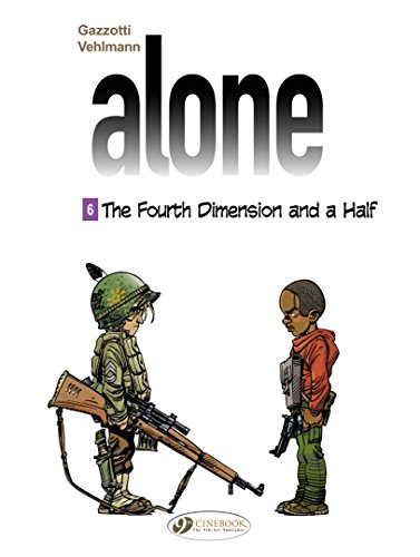 Alone - tome 6 The fourth dimension and a half (06)