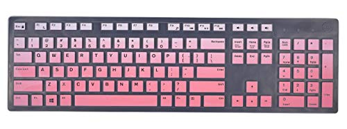 Keyboard Cover Skins Compatible with Dell KB216 Wired Keyboard &