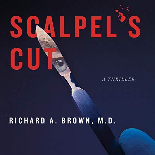 Scalpel's Cut audiobook cover art
