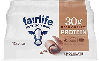 Fairlife Nutrition Plan High Protein Chocolate Shake, 12 pk. B (Pack of 3)