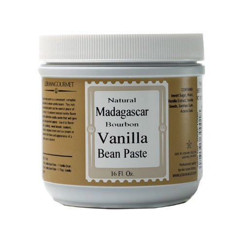 Natural Max 48% OFF Madagascar Bourbon Vanilla Bean Indianapolis Mall 16 Paste - oz