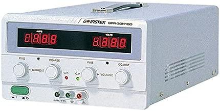 GPR30H10D - Bench Power Supply, Regulated DC, Adjustable, 1 Output, 0 V, 300 V, 0 A, 1 A (GPR30H10D)