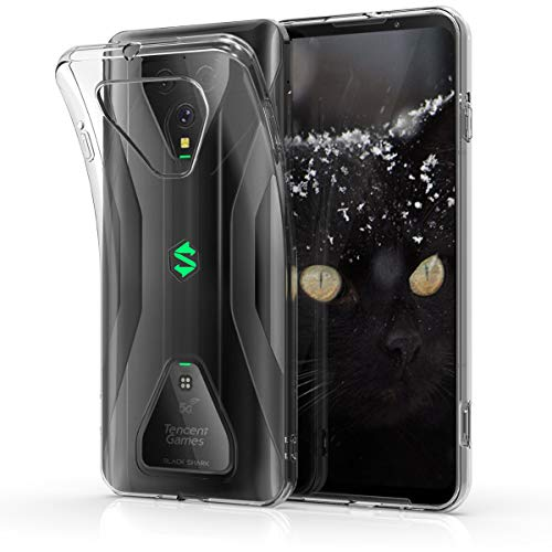 kwmobile Hülle kompatibel mit Xiaomi Black Shark 3 / 3S - Hülle Handy - Handyhülle in Transparent
