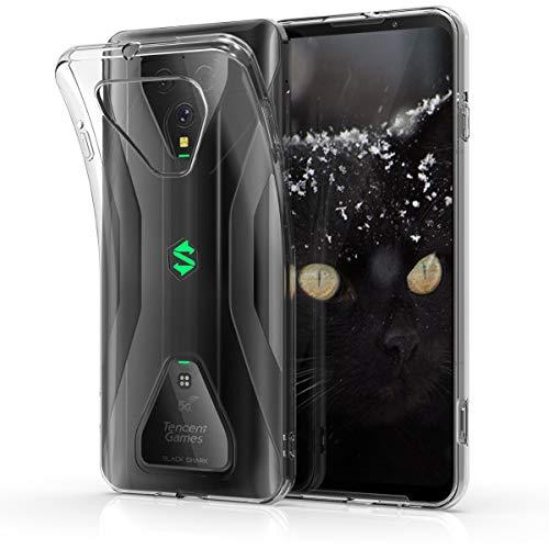 kwmobile Hülle kompatibel mit Xiaomi Black Shark 3 - Handyhülle - Handy Hülle in Transparent