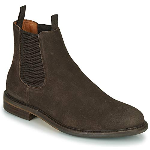 Schmoove Pilot-Chelsea Bottines/Boots Hommes Marron - 40 - Boots