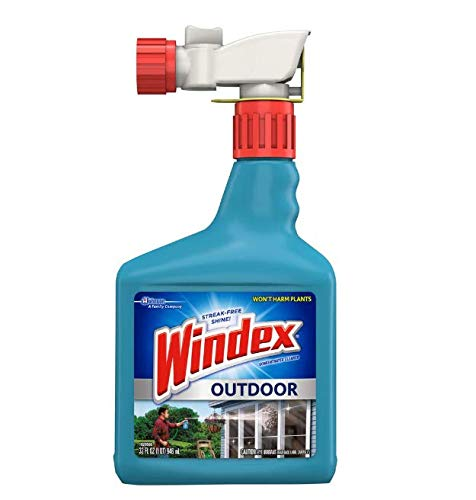 Windex Outdoor Home Glass and Patio Concentrated Cleaner 32 Fluid Ounces (1)
