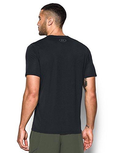ドーム アンダーアーマー スレッドボーン サイロTシャツ #1289583 BLK GPH AT(Men's)