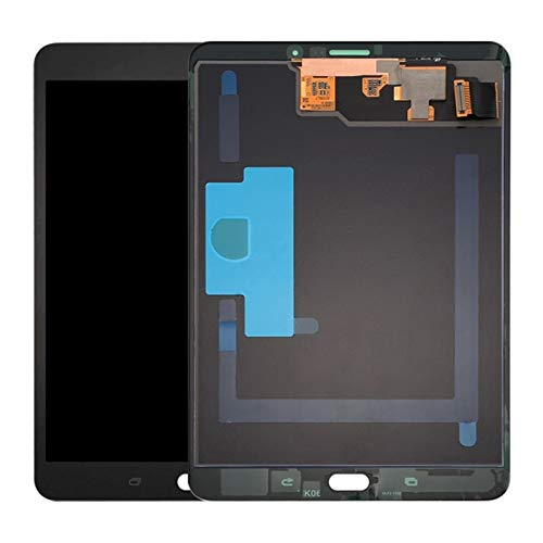 Kit de repuesto de pantalla para Samsung Galaxy Tab S2 8.0 T710 SM-T710 T715 SM-T715 LCD Pantalla Táctil Digitalizador Kit de Reparación de Pantalla de Repuesto (Color: T710 Blanco)