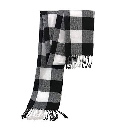 PAXF Herren Knit Scarf Weicher Schal Edler Herrenschal Streifen Design Gentleman Luxury Herren Schal Prime Quality