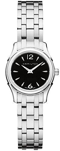 Hamilton H32261135 - Reloj de Cuarzo para Mujer, Correa de Acero Inoxidable Color Plateado