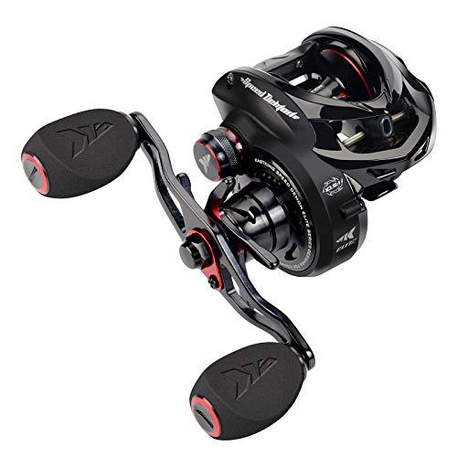 KastKing Speed Demon Elite Baitcasting Reels,10.5:1 Gear Ratio Fishing Reel,Right Handed
