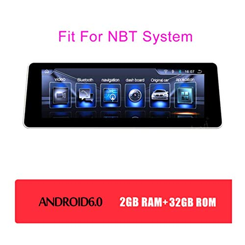 Buy Discount Tlyd Suitable for BMW 5 Series 525Li 530Li 530Li 530Li 540Li Car Radio 8-Core 15.5-Inch...