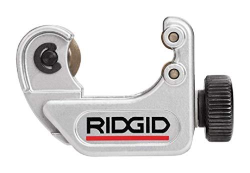 "RIDGID Cortador de tubos 32985 modelo 104 Close Quarters, cortador de tubos de 3/16"" a 15/16"""