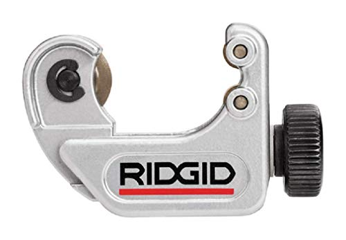 RIDGID 32985 Model 104 Close Quarters Tubing Cutter, 3/16-inch to 15/16-inch Tube Cutter