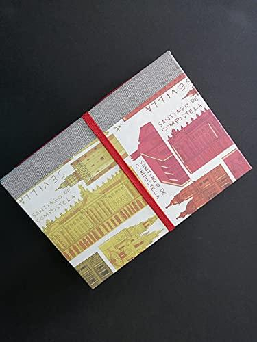 Cuaderno de viaje - Travel Journal - Camino de Santiago - Libro del peregrino