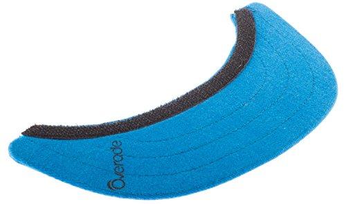 Visera extraíble de tela utilizar sobre casco plegable Plixi para bicicleta, patinete...