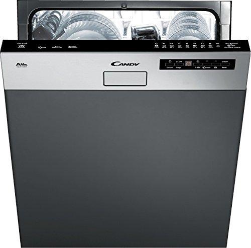 Candy CDS2D35X Semi intégré 13places A++ lave-vaisselle - Lave-vaisselles (Semi intégré, Taille maximum (60...