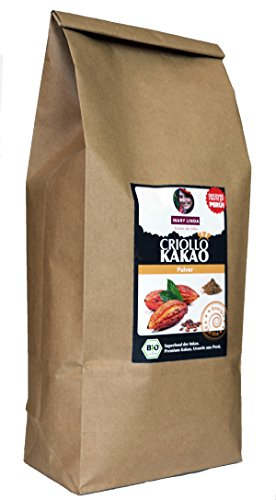 MARY LINDA BIO Premium Criollo Kakao, 1kg