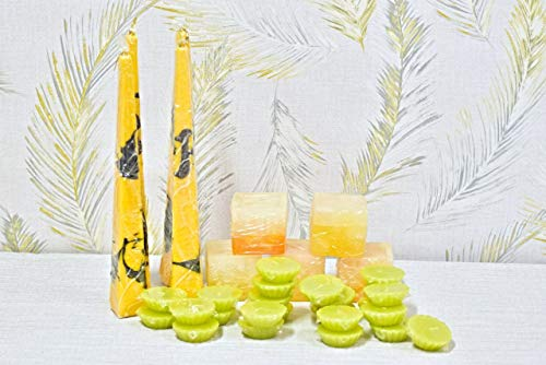 Set of Candles s/33