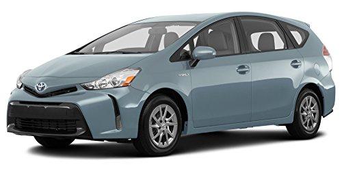 2017 Toyota Prius V Four, (GS), Sea Glass Pearl