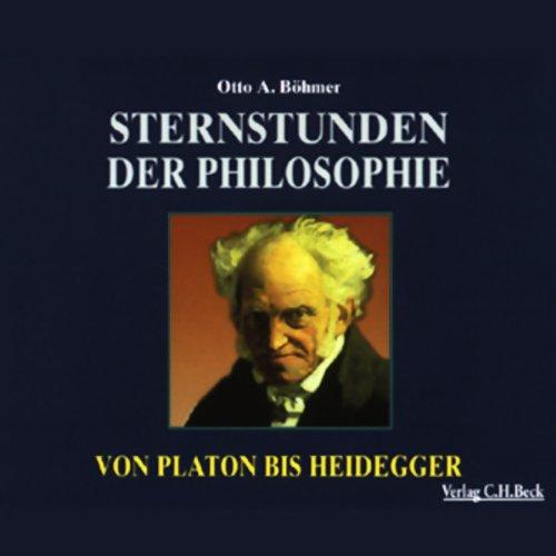 Sternstunden der Philosophie Titelbild