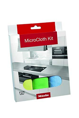 Miele 10159570 MicroCloth Kit Backofen- und Herdzubehör / Extrem reißfest, strapazierfähig