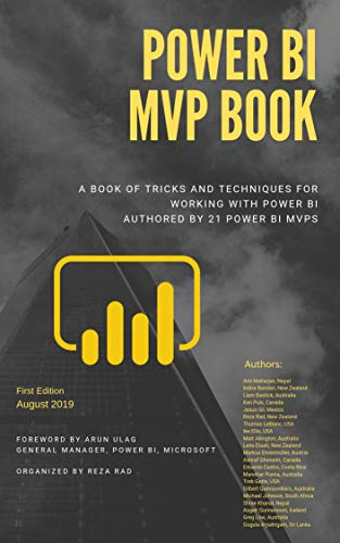 Power BI MVP Book: A book of tricks and techniques for working with Power BI