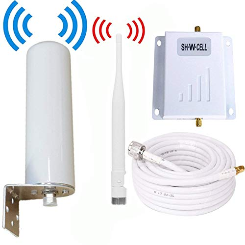 Verizon Cell Phone Signal Booster 4G LTE Cell Signal Booster Verizon Cell Phone Booster Verizon Signal Booster Verizon Cell Amplifier Verizon Mobile Signal Booster Repeater with Antennas Kit for Home